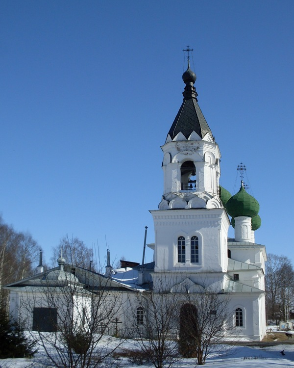 Горний Успенский женский монастырь, Вологда