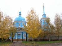 Церковь Николая Чудотворца - Моршанск - Моршанский район и г. Моршанск - Тамбовская область