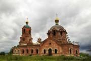Ваново (Вановье). Троицы Живоначальной, церковь