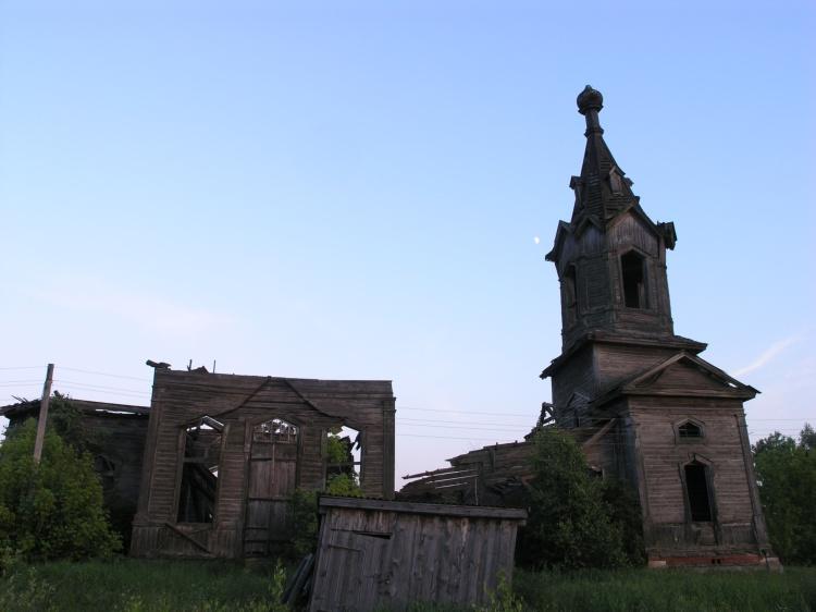 Церковь Покрова Пресвятой Богородицы, Альдия