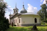 Церковь Троицы Живоначальной - Слободской - Слободской район - Кировская область