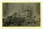 Церковь Благовещения Пресвятой Богородицы - Порожки - Волотовский район - Новгородская область