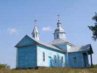 Гайворон. Покрова Пресвятой Богородицы, церковь