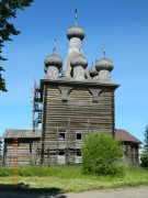 Церковь Покрова Пресвятой Богородицы (Сретения Господня) - Рикасово - Приморский район - Архангельская область