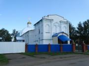 Церковь Петра и Павла - Дуван - Дуванский район - Республика Башкортостан