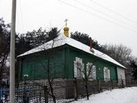 Церковь Николая Чудотворца на Назаровском кладбище - Бобруйск - Бобруйский район - Беларусь, Могилёвская область