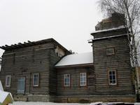 Церковь Илии Пророка из села Кулешово - Бобруйск - Бобруйский район - Беларусь, Могилёвская область