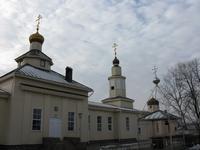 Церковь Сошествия Святого Духа - Бобруйск - Бобруйский район - Беларусь, Могилёвская область