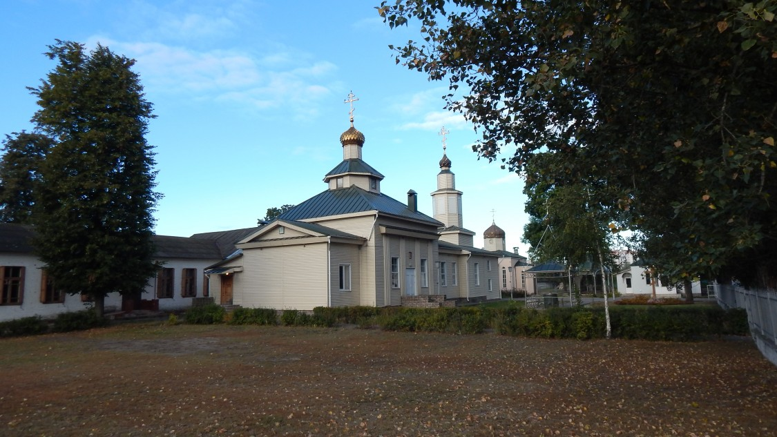 Церковь Сошествия Святого Духа, Бобруйск