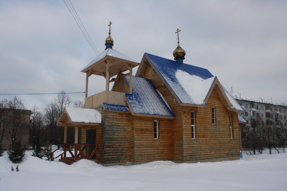 Московская область, Наро-Фоминский городской округ, Восток. Церковь иконы Божией Матери