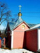 Часовня Николая Чудотворца на Троицком кладбище - Орёл - Орёл, город - Орловская область