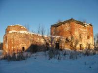 Церковь Воскресения Христова - Стан - Кадуйский район - Вологодская область