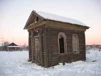 Часовня Филиппа Ирапского - Смешково - Кадуйский район - Вологодская область