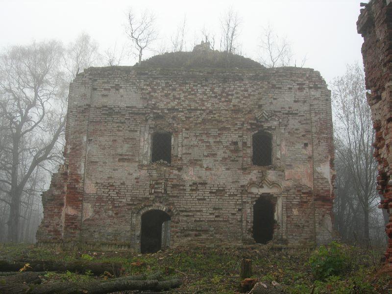 Церковь Николая Чудотворца, Копосово