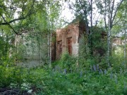 Церковь Николая Чудотворца - Шоборово - Кадуйский район - Вологодская область