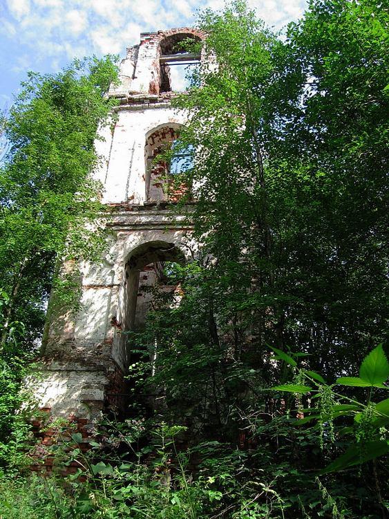 Церковь Воскресения Христова, Копосово