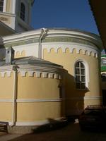 Троицкий женский монастырь. Собор Троицы Живоначальной - Симферополь - Симферополь, город - Республика Крым
