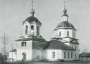 Церковь Рождества Пресвятой Богородицы (Георгия Победоносца) - Белозерск - Белозерский район - Вологодская область