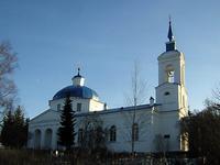 Церковь Успения Пресвятой Богородицы - Саблё - Батецкий район - Новгородская область