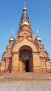 Лесосибирск. Воздвижения Креста Господня, кафедральный собор