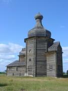 Церковь Николая Чудотворца - Зачачье - Холмогорский район - Архангельская область