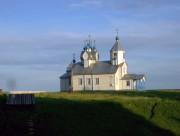 Церковь Георгия Победоносца - Верхняя Тойма - Верхнетоемский район - Архангельская область