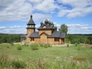 Симеонов камень. Всех Святых, в земле Сибирской просиявших, церковь