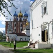 Спасо–Преображенскиймонастырь - Рязань - Рязань, город - Рязанская область