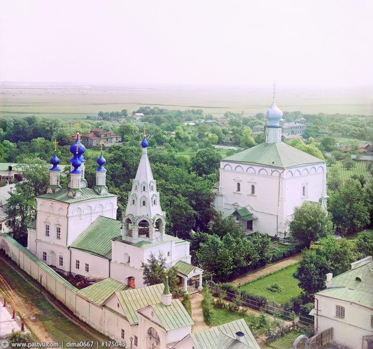Спасо–Преображенскиймонастырь, Рязань