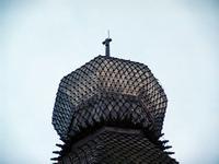 Церковь Николая Чудотворца - Новинки (Лявля) - Приморский район - Архангельская область
