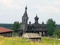 Церковь Илии Пророка - Бигичи - Чердынский район - Пермский край