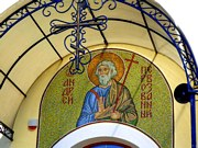 Церковь Андрея Первозванного - Минск - Минск, город - Беларусь, Минская область