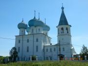 Церковь Сретения Господня - Рикасово - Приморский район - Архангельская область
