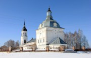 Церковь Троицы Живоначальной - Чудиново - Орловский район - Кировская область