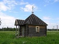Часовня Флора и Лавра - Медвежье - Лужский район - Ленинградская область
