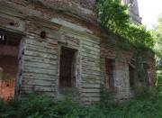 Церковь Спаса Преображения - Палатки - Юхновский район - Калужская область