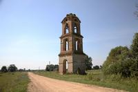 Церковь Казанской иконы Божией Матери - Лунёво - Юхновский район - Калужская область