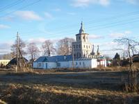 Пучеж. Серафима Саровского, церковь
