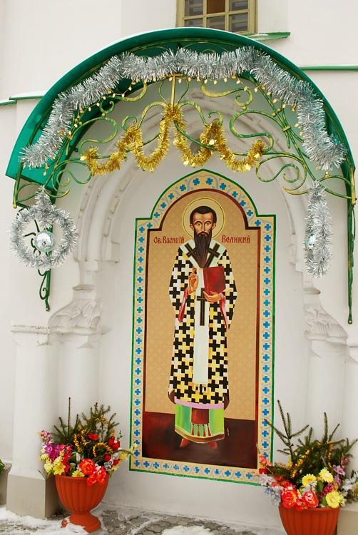 Церковь Василия Великого, Владимир-Волынский