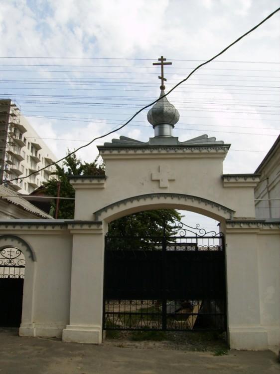 Церковь Спаса НерукотворногоОбраза, Воронеж