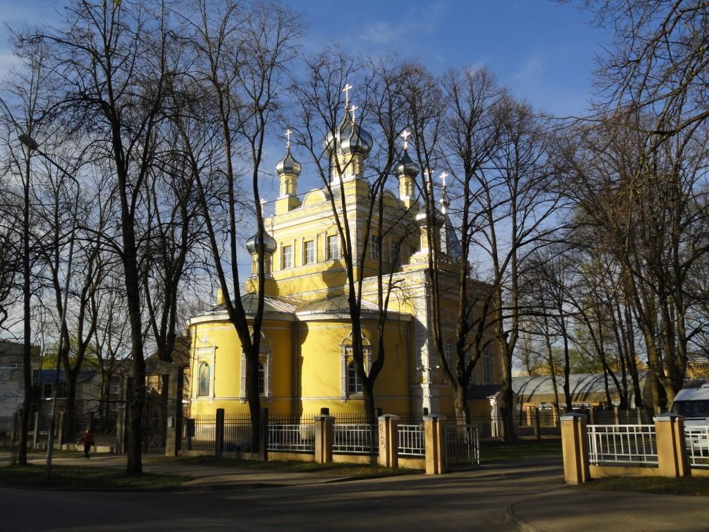 Церковь Вознесения Господня, Рига