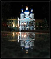 Тамбов. Казанский мужской монастырь. Собор Казанской иконы Божией Матери