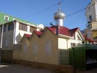 Троицкий женский монастырь. Часовня - Симферополь - Симферополь, город - Республика Крым