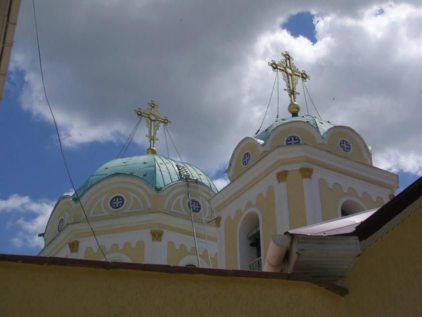 Республика Крым, Симферополь, город, Симферополь. Троицкий женский монастырь, фотография. архитектурные детали