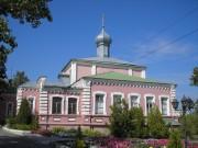 Алексиевский женский монастырь. Церковь Алексия, митрополита Московского - Саратов - Саратов, город - Саратовская область