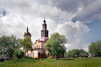 Церковь Рождества Пресвятой Богородицы - Белая - Фалёнский район - Кировская область
