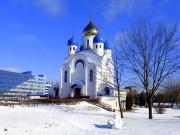 Церковь Воскресения Христова в Зелёном Луге - Минск - Минск, город - Беларусь, Минская область