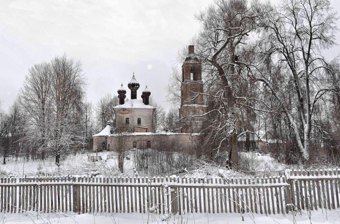 Церковь Покрова Пресвятой Богородицы, Сера