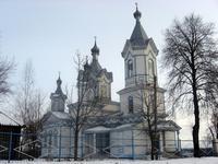 Церковь Спаса Преображения - Баклань - Почепский район - Брянская область