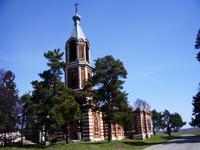 Церковь Зачатия Иоанна Предтечи - Ибердус - Касимовский район и г. Касимов - Рязанская область